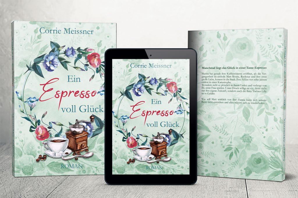 """Cover zu """"Ein Espresso voll Glück"""""""